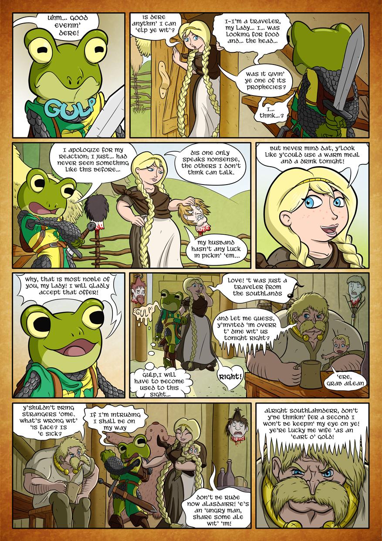 Frog Among Fairies 02