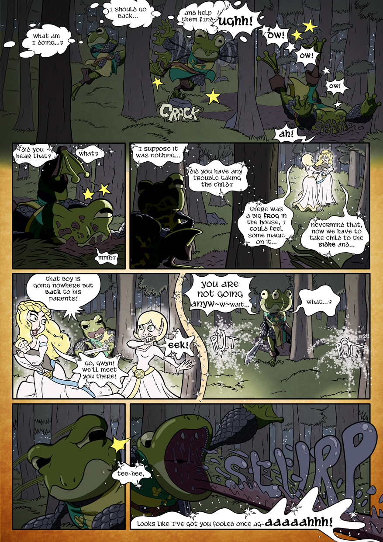 Frog Among Fairies 06