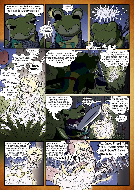 Frog Among Fairies 07