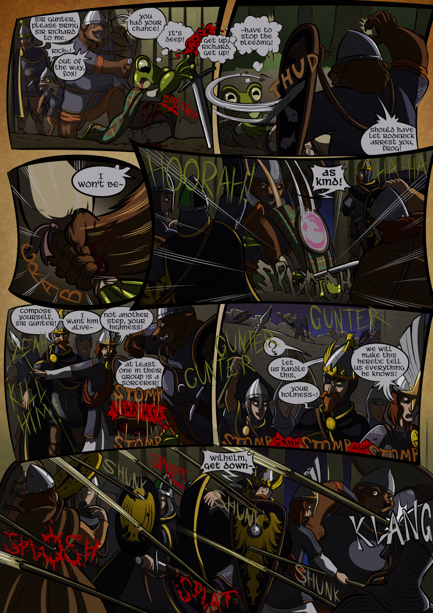Friends and Foes 14